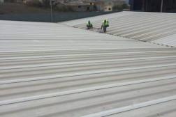 Çatı Panel Ve Çatı Oluğu Temizliği